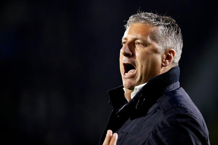 Ruud Brood heeft langzaamaan een vechtmachine van zijn ploeg gemaakt. De oefenmeester zag voorafgaand aan het duel met NEC driemaal dat zijn elftal in de slotfase de wedstrijd naar zich toetrok.