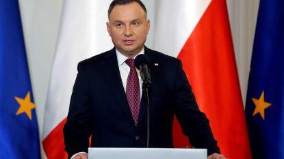 Pools parlement verplicht stemmen per post voor presidentsverkiezingen