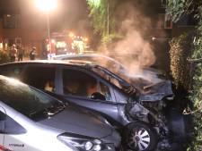 Zes auto's in brand in Nijmeegse wijk Weezenhof: 'Dat kan geen toeval zijn'