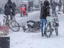 Vijf slachtoffers van de gladheid belandden in Radboudumc