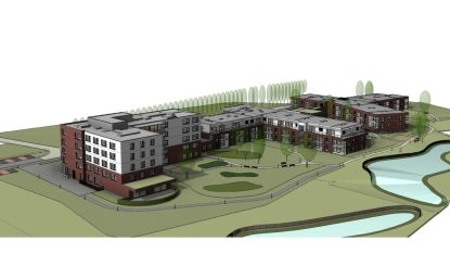 Bouw woonzorgcentrum De Bron met 70 bedden gestart