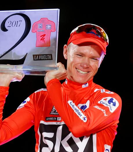 UCI-voorzitter: Sky moet Froome voorlopig schorsen