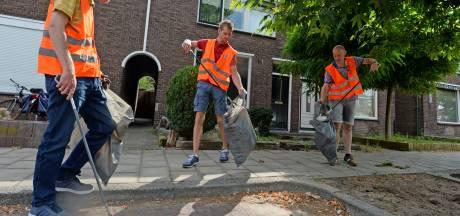 'Vreselijk, al die peuken op straat in Enschede'