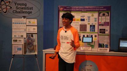 Tiener ontdekt manier om dodelijke pancreaskanker nauwkeuriger te behandelen