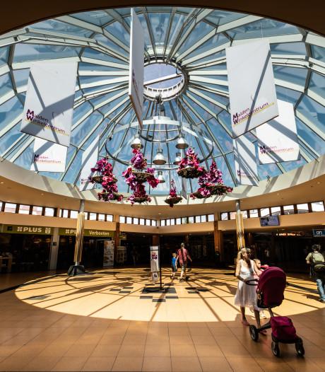 Winkelcentrum Malden  weer flink in de lift