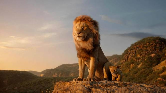 Tweede liveactionfilm 'The Lion King' in de maak