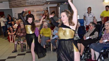 Danscompagnie Tros treedt op in Mater Amabilis