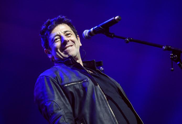 Patrick Bruel, en concert, le 20 décembre 2019.