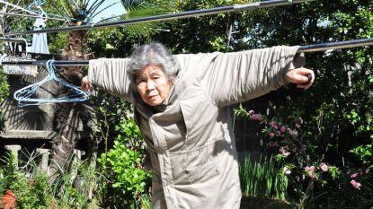 Japanse oma (89) ontdekt fotografie, en daar is de hele wereld blij om