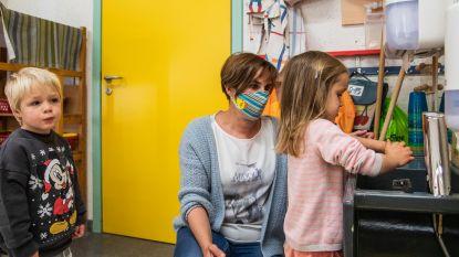 Extra aandacht voor handhygiëne in basisschool 't Sprinkhaantje