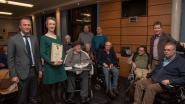 Huisartsenpraktijk Sallemeulekouter wint de Merelbeekse toegankelijkheidsprijs