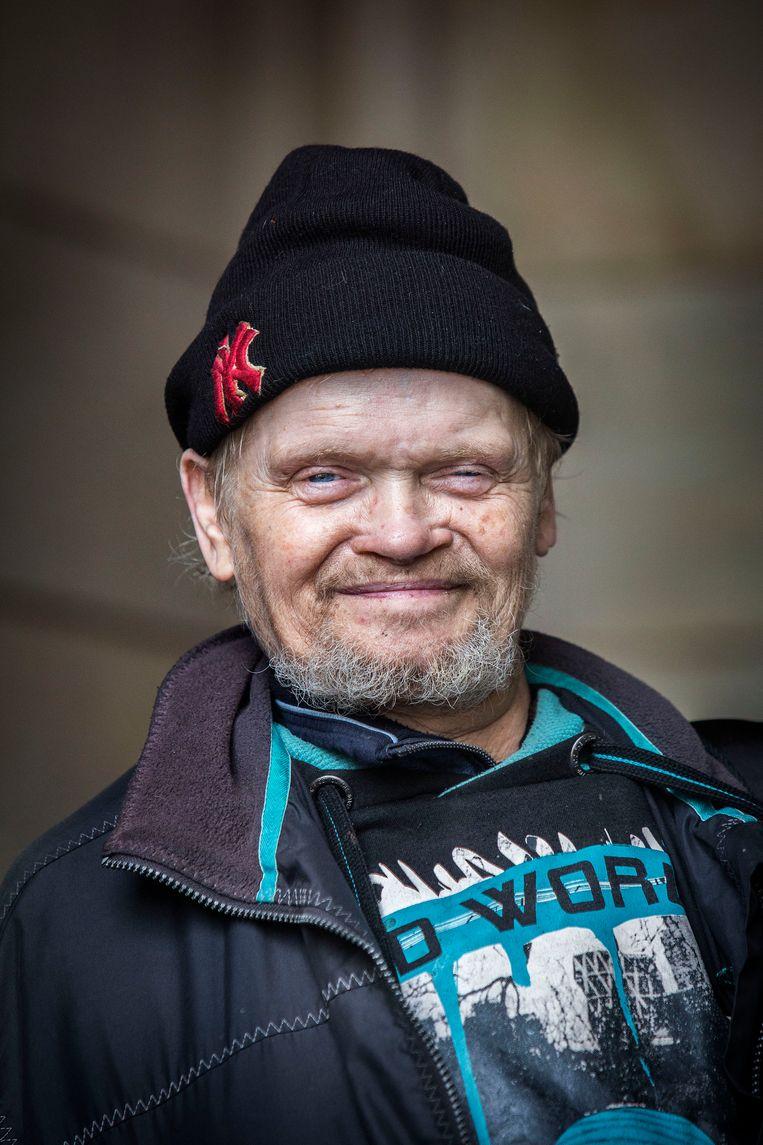 Peter Benschop (60): 'Rotterdam huilt: we gaan hem missen.'  Beeld Arie Kievit