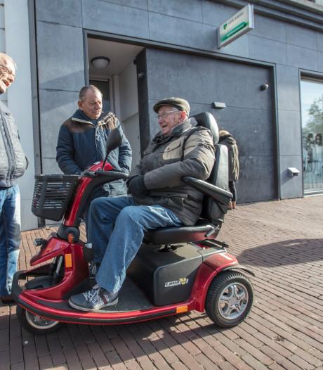 Gratis scootmobiel voor één dag of weekend via pool Eindhoven