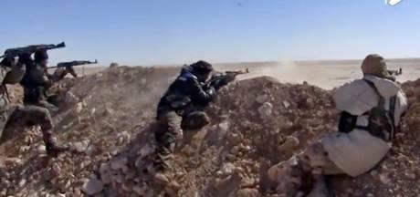 Coalitie verovert vliegveld op IS bij dam in de buurt van Raqqa