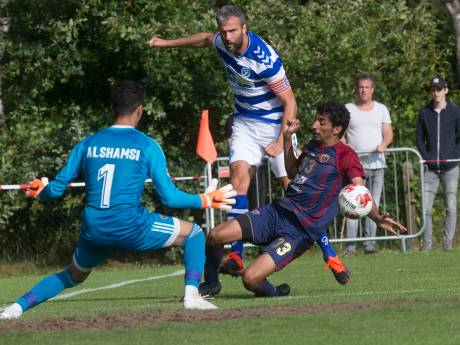 Zinderende hitte: De Graafschap-FC Lienden donderdag afgelast