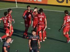 België houdt hockeyers buiten finale Pro League