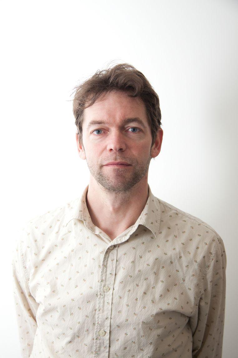 Michael Persson, correspondent in de Verenigde Staten. Beeld