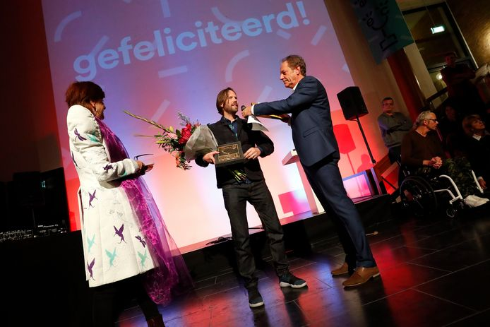 De uitreiking van de Eindhoven Cultuurprijs 2017.