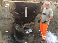 Waterput van 4000 jaar oud gevonden in Berkel-Enschot: 'In relatief goede conditie, bijzonder'