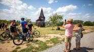 Met dank aan Karl Vannieuwkerke: doorkijkkerk blijft scoren bij fietsers