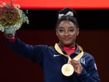 Onnavolgbare Biles vestigt record met 24 WK-medailles