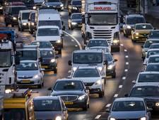 Flinke file tussen Zwolle en Apeldoorn na ongeluk op A50
