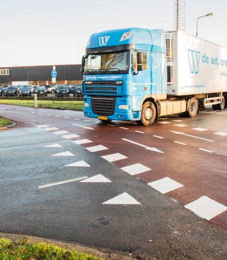 'Nieuwe kruising bij Voltaweg levensgevaarlijk'
