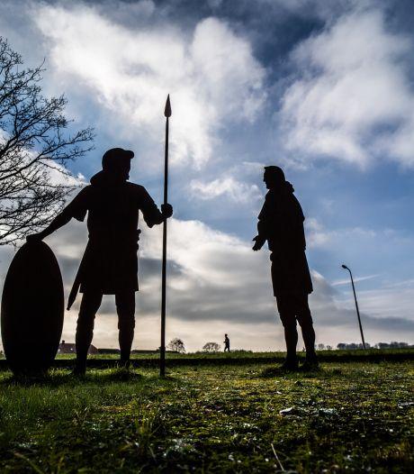 Verbeelden hoe de Romeinen leefden: 'Ik wilde per se geen opzichtig ding'