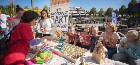 Heel jeugdig Noordwest Wageningen bakt
