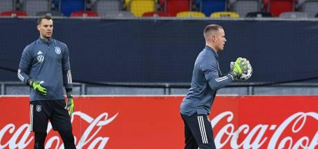 Neuer en Ter Stegen krijgen allebei een wedstrijd van Löw