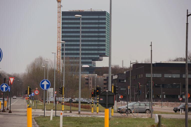 De Imec toren in Heverlee.