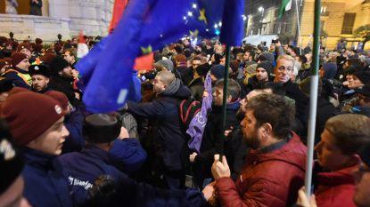Belgisch-Canadese doctoraatsstudent riskeert gevangenisstraf na protest in Boedapest