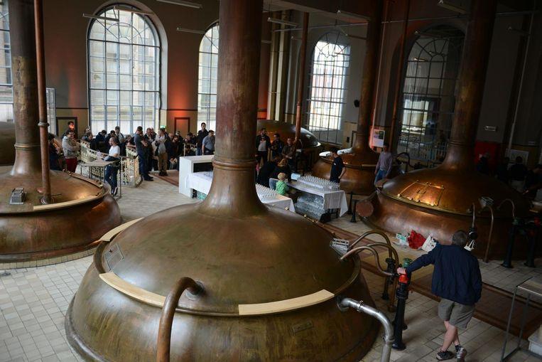 Den Hoorn, aan de Vaartkom in Leuven, is te bezichtigen tijdens Open Monumentendag.
