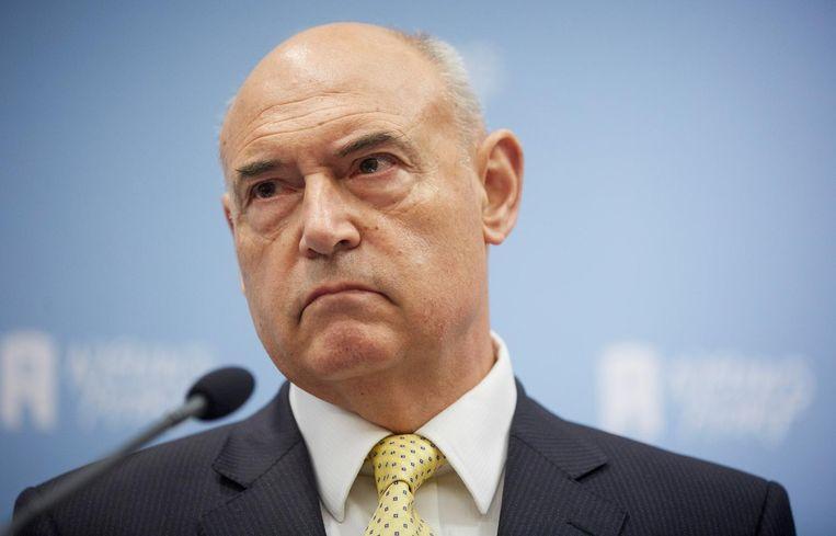 Herman Wijffels in 2013. Beeld anp
