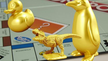 U heeft beslist: dit zijn de nieuwe pionnen van Monopoly