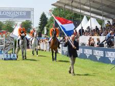 Geen Twentse springruiters voor Nations Cup Falsterbro