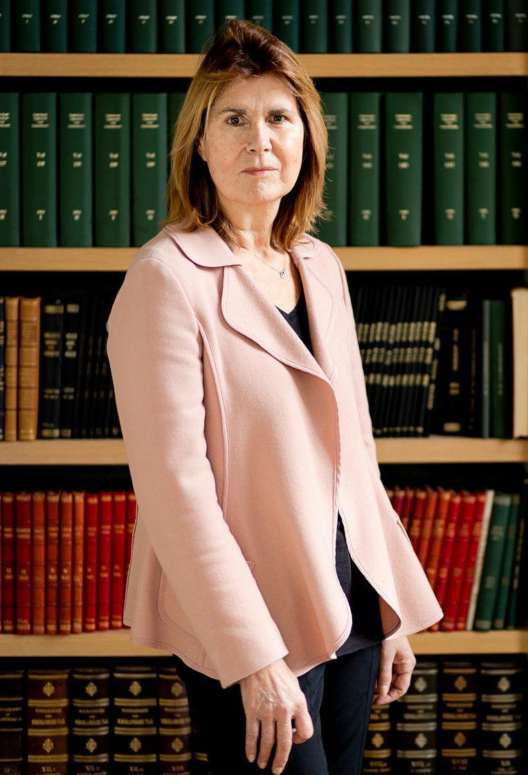 Yolanda van der Graaf, hoofdredacteur Nederland Tijdschrift voor Geneeskunde Beeld anp