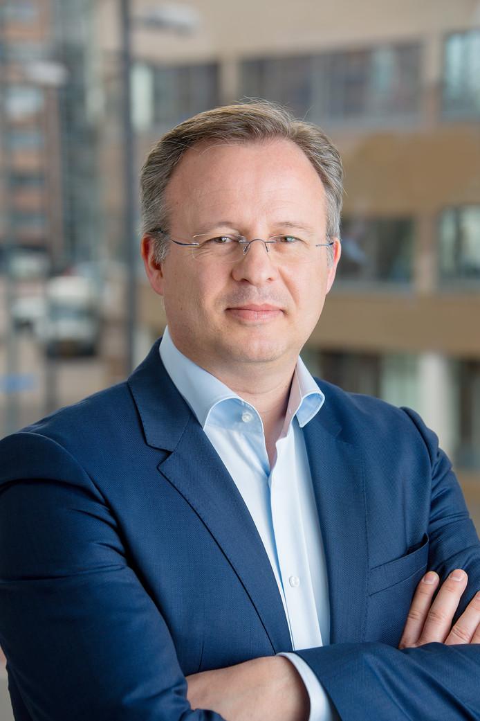 Marc Dierckx van DLL in Eindhoven.