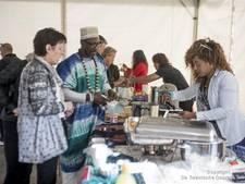 Genieten van exotische hapjes op Kultur en Kookmarkt in Borne