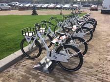Hopper-fiets nu ook op Strijp-T in Eindhoven