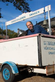 Nostalgische ijskar van Siebelink terug: wereldberoemd ijs voor 5 cent per bolletje