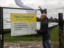 Zonnepark voor mensen met een kleine beurs in Zutphen geopend