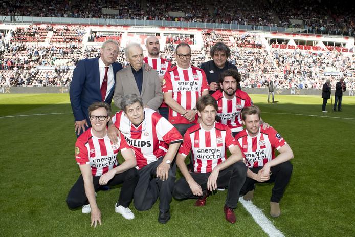 De PSV-musical crashte al voor de start.
