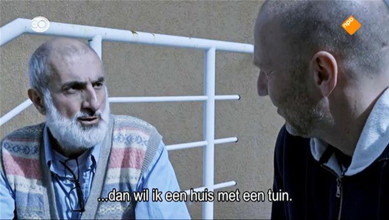 De Turks-Nederlandse Mujdat had nog enkele wensen in zijn leven, zag tv-criticus Han Lips Beeld EO