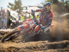 Herlings pakt ongeslagen titel in Dutch Masters of Motocross