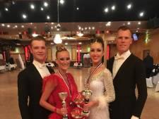 Zeeuwse paren dansen naar nationale titels