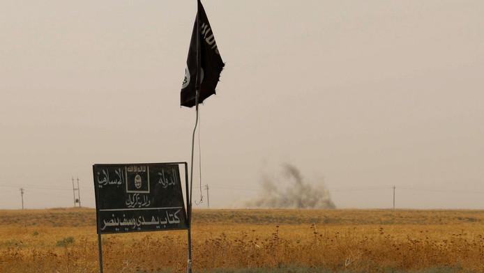 Het OM gaat Nederlandse jihadgangers die in strijdgebieden verblijven vervolgens, zoals hier in Irak.