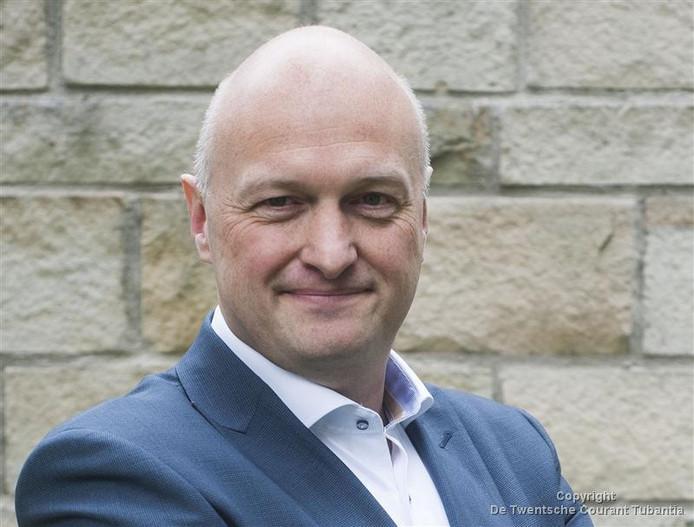 Wethouder Marcel Wildschut