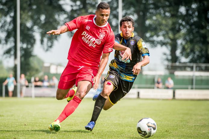 Alessio da Cruz, in zijn FC Twente tijd