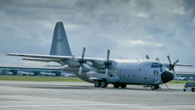 Burgemeester en federaal parlementslid sturen brief naar Jambon met vraag oudste C-130 te beschermen